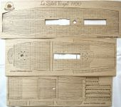 Product detailSoleil Royal - wooden deck