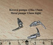Product detailPumpe easy, metal, height 13mm