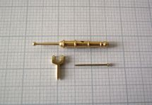 Product detailBrass Falconet lenght 22mm