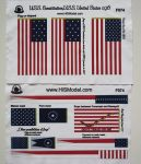 Product detailConstitution, United States - set of flags