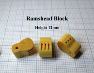 Product detailRamshead Block 12mm