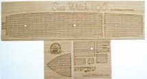 Product detailSea Witch Lindberg - wooden deck