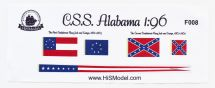 Product detailAlabama - set of flags