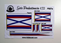 Product detailGoto Predestinacia - set of flags A