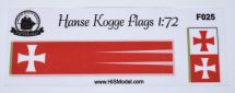 Product detailHanse kogge - set of flags