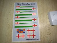 Product detailMary Rose 1:80 - set of flags