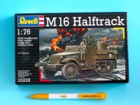 Product detailPlastic ModelKit military 03228 - M16 Halftrack (1:76)