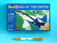 Product detailPlastic ModelKit letadlo 04007 - MiG-29 'The Swifts' (1:144)