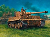 Product detailPlastic ModelKit tank 03116 - PzKpfw IV 'Tiger' I Ausf.E (1:72)