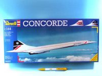 "Product detailPlastic ModelKit letadlo 04257 - Concorde ""British Airways"" (1:144)"