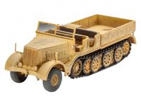 "Product detailPlastic ModelKit military 03141 - Sd.Kfz. 9 ""FAMO"" (1:72)"
