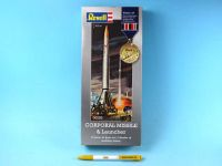 Product detailPlastic ModelKit military 00020 - U.S. Army Corporal MGM-5, MISSILE & LAUNCHER 1:35