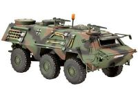 Product detailPlastic ModelKit military 03114 - TPz 1 FUCHS A4 (1:72)