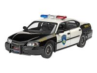 Product detailPlastic ModelKit auto 07068 - '05 Chevy Impala Police Car (1:25)