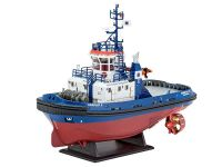 "Product detailPlastic ModelKit loď 05213 - Harbour Tug Boat ""Fairplay I, III, X, XIV"" (1:144)"