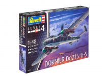 Product detailPlastic ModelKit letadlo 04925 - Dornier Do 215 B-5 Nightfighter (1:48)
