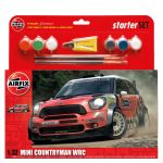 Product detailStarter Set auto A55304 - Mini Countryman WRC (1:32)