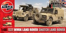 Product detailClassic Kit military A06301 - British Forces Land Rover Twin Set (1:48)