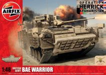 Product detailClassic Kit tank A07300 - British Forces – BAe Warrior (1:48)