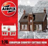 Product detailClassic Kit budova A75004 - European Country Cottage Ruin (1:76)