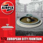 Product detailClassic Kit budova A75018 - European City Fountain (1:72)