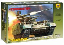 "Product detailModel Kit military 3636 - BMPT ""Terminator"" (1:35)"