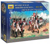 Product detailWargames figurky 6802 - French Line Infantry (1:72)