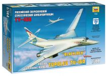 Product detailModel Kit letadlo 7002 - Tupolev TU-160 Russian Strategic Bomber (1:144)