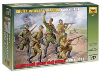 Product detailWargames figurky 8077 - Soviet Infantry WWII (1:72)