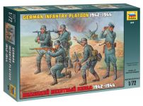 Product detailWargames figurky 8078 - German Infantry WWII (1:72)