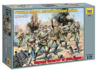 Product detailWargames (WWII) figurky 8082 - Russian Infantry (1:72)