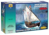 "Product detailModel Kit loď 9005 - Caravel ""Nina"" (1:100)"