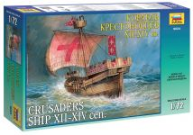 Product detailModel Kit loď 9024 - Crusaders Ship XII-XIV cen. (re-release) (1:72)