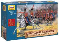Product detailWargames (AoB) figurky 8018 - Russian Lifeguard Cossacks (1:72)