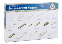 Product detailModel Kit doplňky 2691 - WWII German Aircraft Weapons (1:48)