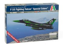 "Product detailModel Kit letadlo 2694 - F-16 FIGHTING FALCON ""SPECIAL COLORS"" (1:48)"