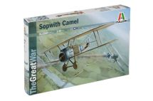 Product detailModel Kit letadlo 2507 - SOPWITH CAMEL (1:32)