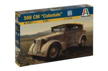 "Product detailModel Kit military 6497 - 508 cm ""COLONIALE"" (1:35)"