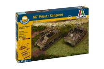Product detailFast Assembly military 7513 - M7 PRIEST / KANGAROO (1:72)