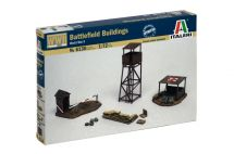Product detailModel Kit budova 6130 - BATTLEFIELD BUILDINGS (1:72)