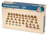 Product detailModel Kit doplňky 6147 - Anti tank obstacles (1:72)