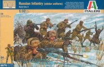Product detailModel Kit figurky 6876 - WWII RUSSIAN INFANTRY (WINTER UNIFORMS) (1:32)