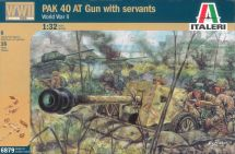 Product detailModel Kit figurky 6879 - WWII PAK 40 AT GUN with crew (1:32)