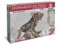 Product detailLeonardo Da Vinci 3102 - MECHANICAL LION (31,5 cm)
