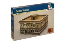 Product detailModel Kit budova 6086 - WWII- BERLIN HOUSE (1:72)