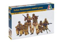 Product detailModel Kit figurky 6492 - Italian Paratroopers combact group (1:35)