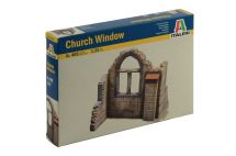 Product detailModel Kit budova 0408 - CHURCH WINDOW (1:35)