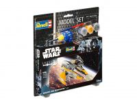 Product detailModelSet SW 63606 - Anakin´s Jedi Star Fighter (1:58)
