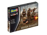 Product detailPlastic ModelKit figurky 02519 - British Infantry (modern) (1:72)