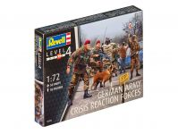Product detailPlastic ModelKit figurky 02522 - German Army Crisis Reaction Force (1:72)